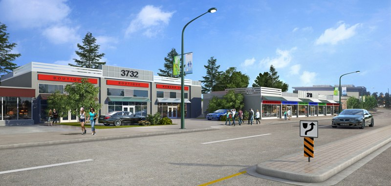 3718-3732 Canada Way - Final Rendering - Revised 2014
